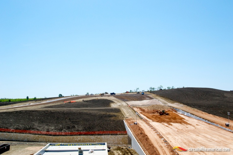 COTA APRIL CONSTRUCTION UPDATE